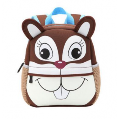 Animal High Quality Waterproof Backpack Kids 1 PK