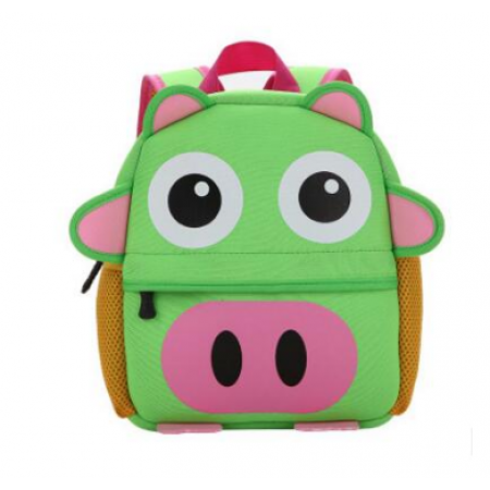 Animal High Quality Waterproof Backpack Kids 10 PK