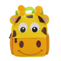 Animal High Quality Waterproof Backpack Kids 2 PK