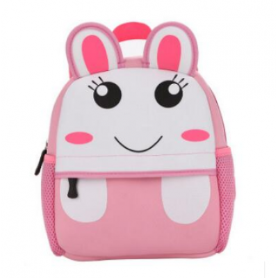 Animal High Quality Waterproof Backpack Kids 5 PK