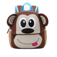 Animal High Quality Waterproof Backpack Kids 6 PK
