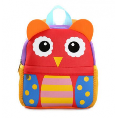 Animal High Quality Waterproof Backpack Kids 8 PK