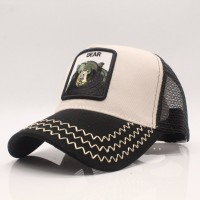 Animals Embroidery Baseball Caps Men Women 2 SM