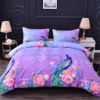 Animals Peacock Duvet Cover ZN