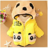 Baby Boys Jacket Cartoon Bear Baby 2 EF