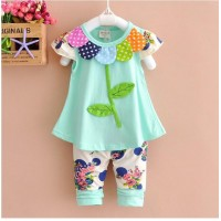 Baby Girls Spring Autumn Clothing Set Kids EF