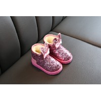 Baby Winter Shoes Toddler Infant Kid Baby Girls Cute CD