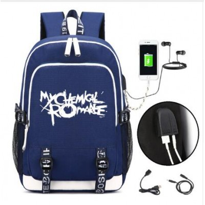 Backpack with USB Charging Port and Lock 2 FG