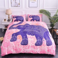 Bohemia Elephant Pattern Soft ZN