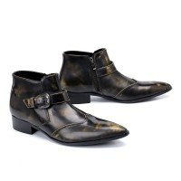 British Handmade Men Boots Autumn Winter E3