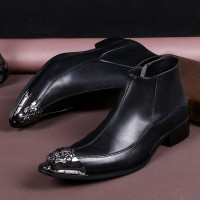 Business Men Dress Shoes Big Size E3