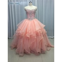 Candy Ball Gown Wedding Dresses IB