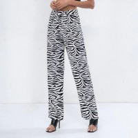 Casual Fashion Women Wide Leg Pants SL