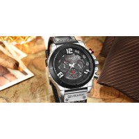 Casual Leather Men's Watch Stylish 1 CN