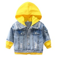 Coats For Boys Clothes Children Jacket 2-7 Year 2 BS