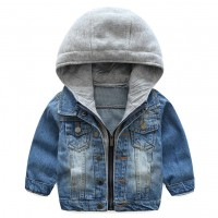 Coats For Boys Clothes Children Jacket 2-7 Year 3 BS