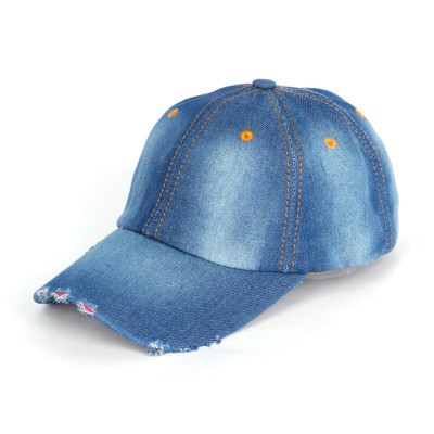 Denim Baseball Caps for men Solid Cowboy 3 SM