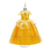 Elsa Anna Snow Dress LIttle Girls Elza Belle 1 RY