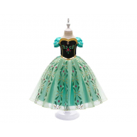 Elsa Anna Snow Dress LIttle Girls Elza Belle 2 RY