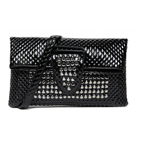 Envelope Evening Clutch Bag Crocodile Pattern MA