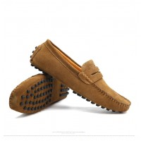 High Quality Soft Flat Shoes Male Casual Driving 14 ST