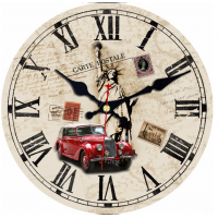 Liberty Wall Clock Big Ben Design Relogio De Parede 5 WM