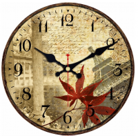 Liberty Wall Clock Big Ben Design Relogio De Parede 6 WM