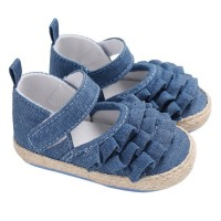 Lotus Leaf Fun Ear Toddler Shoes 1 LP