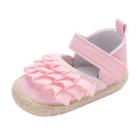 Lotus Leaf Fun Ear Toddler Shoes 2 LP