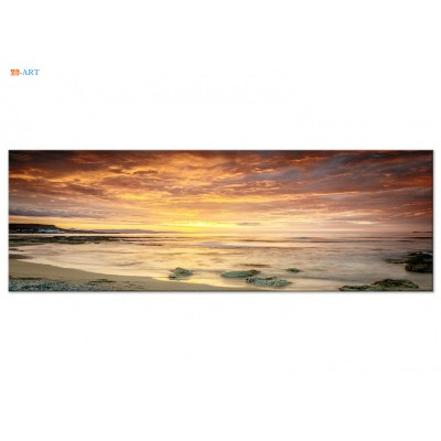 Seascape Canvas Painting Ocean Wall Art ZK
