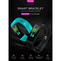 Sport Smart Bracelet Heart Rate Blood Pressure TC