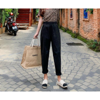 Summer Sweatpants Loose Casual Trousers Female SR