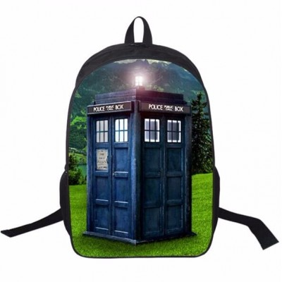 Tv Show Doctor Who Backpack 1 FG