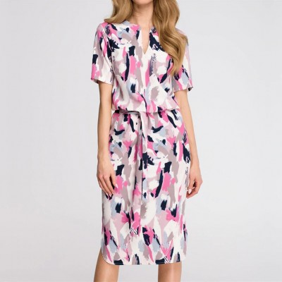 Unseen Dress summer Boho floral HR