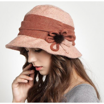 Women Fashion Fisherman Cap Keep Warm FS