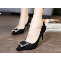 bride high heels pointed toe tacones mujer TA